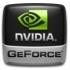 nVidia Ge-Force logo