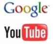 youtube a google logo