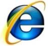 IE 7, 8 logo