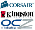 PCP testování - Corsair, Kingston, OCZ
