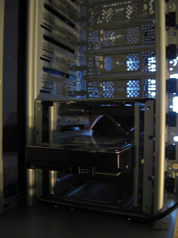 Box s HDD