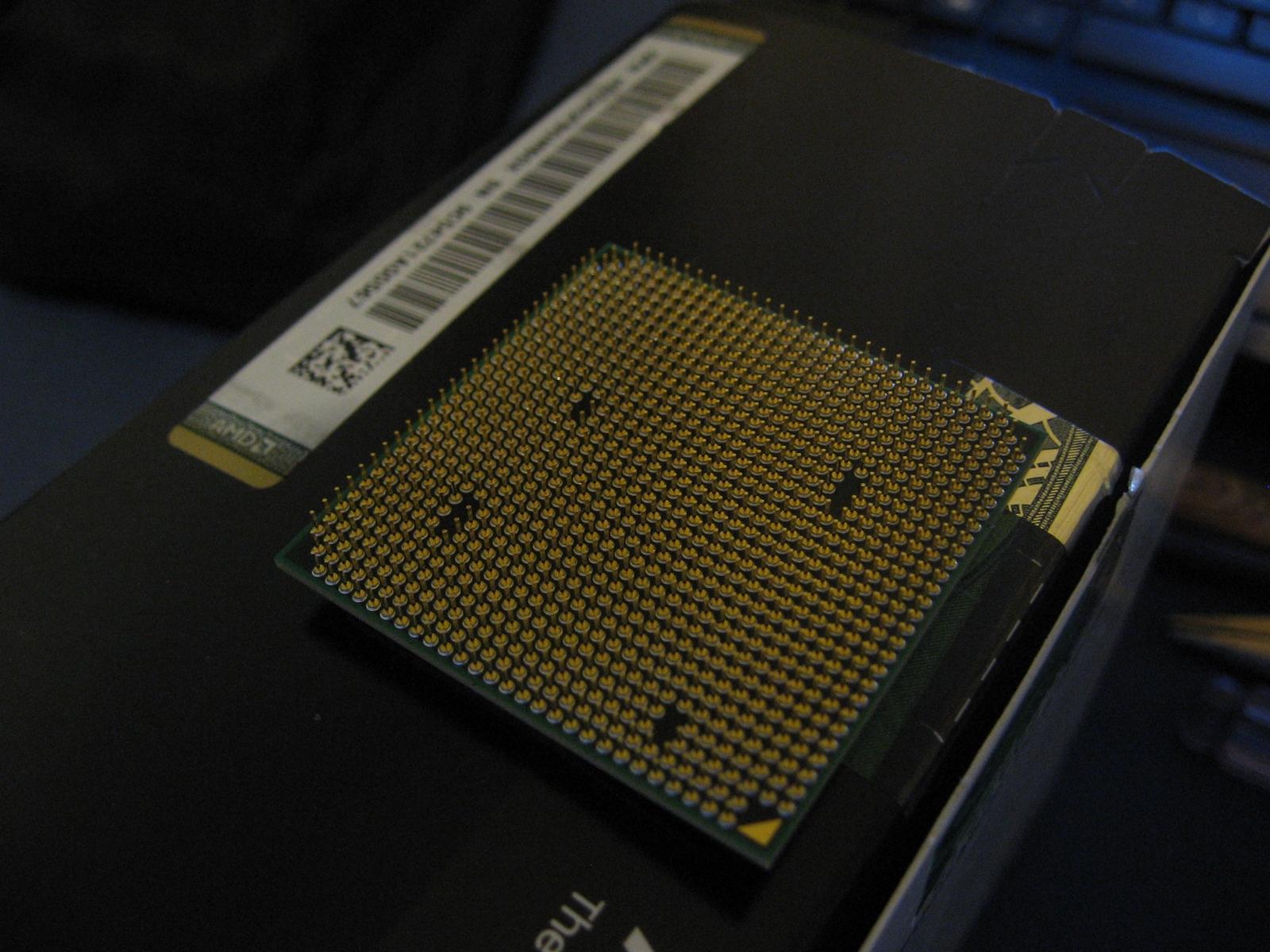 AMD procesor