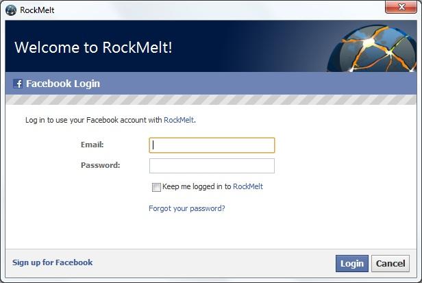 RockMelt 01