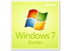 Windows 7 Starter box