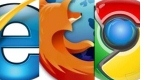 ie9 google chrome firefox