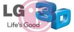 3D LG logo