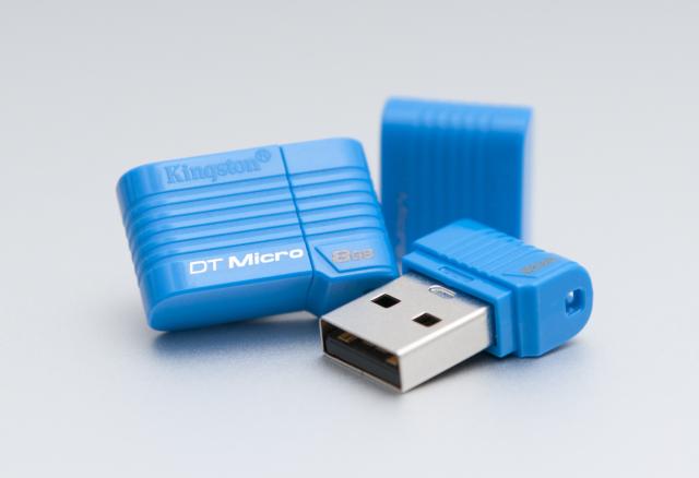 DataTraveler Micro