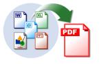 PDFCreator aneb jak převést dokumenty do PDF?