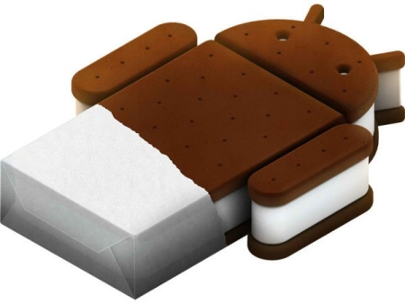 Google Android Ice Cream Sandwich