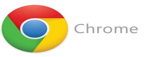 Logo prohlížeče Google Chrome