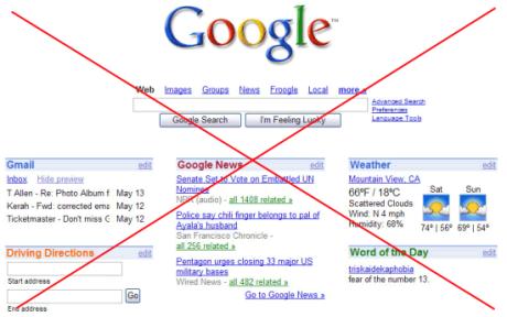 Google ukončuje další své služby, je mezi nimi i iGoogle