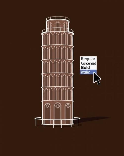 Proč je šikmá věž v Pise šikmá?