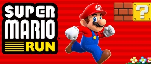 logo Super Mario Run