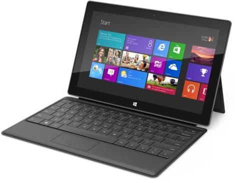 Microsoft Surface již tento týden, do prodeje půjde až 5 milionů kusů